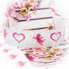 Valentýnské náramky